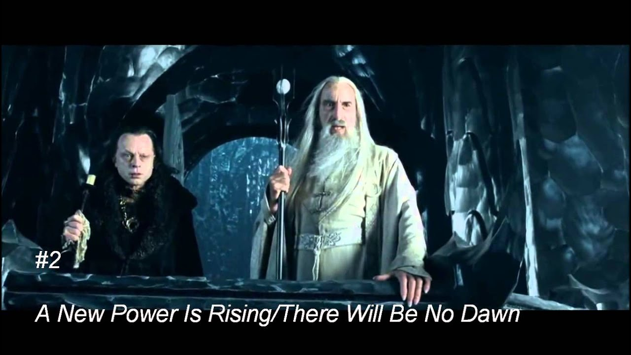 Saruman Quotes From Lord Of The Rings