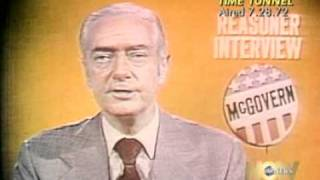 ABC Evening News 1972 VP Drama