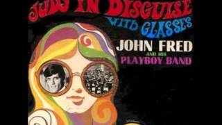 """Judy in Disguise (With Glasses)"" John Fred and his Playboy Band HQ"