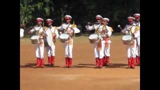 Carmel HSS Chalakudy - Bandmelam Drum Solo - Subdistrict Youth Festival 2011-12