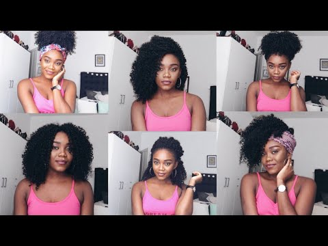How To Crochet Braids Tutorial Xpression 3c Whirly Loop