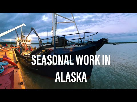 Find Jobs In Alaska- Seasonal Seafood Work- Silver Bay Seafoods In Bristol Bay