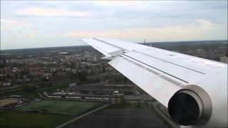 Golden Air Saab 2000 HARD!!! Landing at Pori