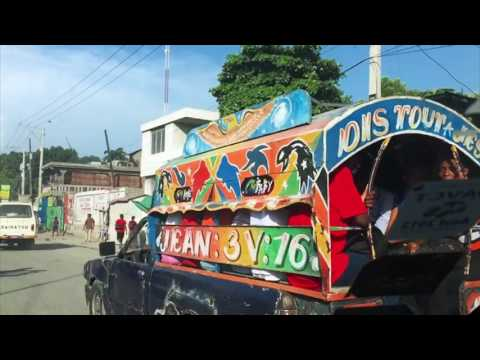 Raw Travel 406 Trailer  - Port Au Prince, Haiti