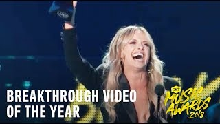 "Breakthrough Video of the Year | Carly Pearce, ""Every Little Thing"" 