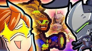 ALL Overwatch Hero Achievements | 25 HEROES CUTE AND PIXEL SPRAYS [TGN Overwatch]