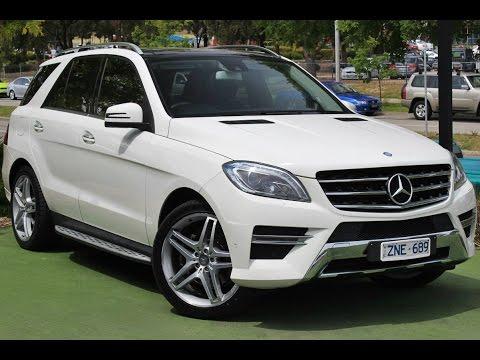 B5982 - 2013 Mercedes Benz ML250 BlueTEC Auto 4x4 ...