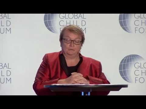 Global Child Forum SEA 2016 -  Wivina Belmonte, Deputy Regional Director, UNICEF East Asia & Pacific