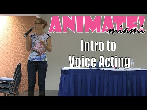 to Voice Acting with Karen Strassman