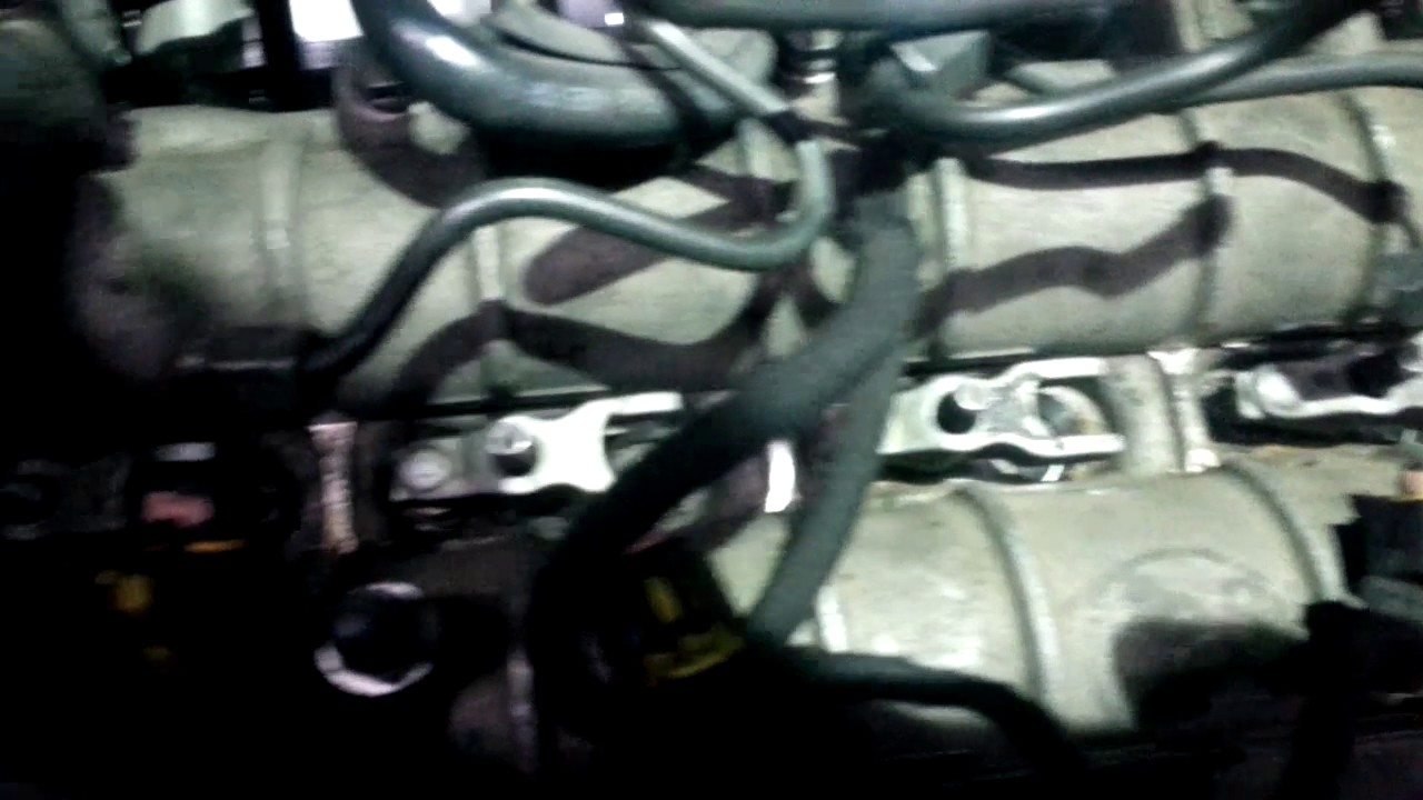 Alfa Romeo 159 19 Jtdm 16v New Engine Oil Pressure Test 3 Wiring Look Like Together With On Can Light Youtube
