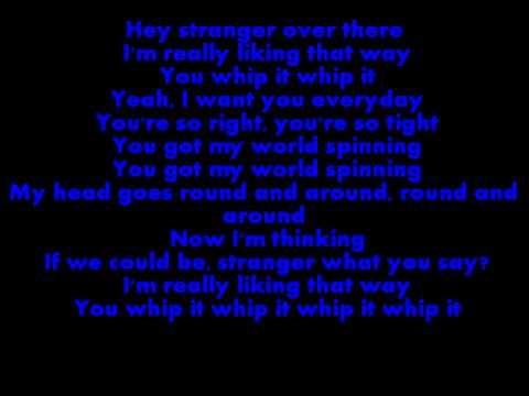 Nicki Minaj - Whip It (Lyrics)