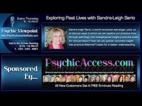 Exploring Past Lives with Sandra Leigh Serio