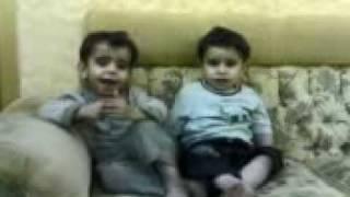 أطفال موالين