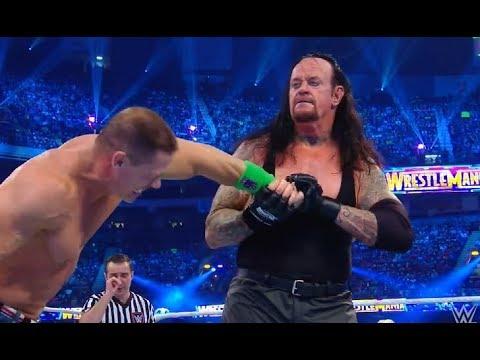 WWE Wrestlemania 34 UNDERTAKER RETURNS ! Full Show Review & Reaction 4/8/2018