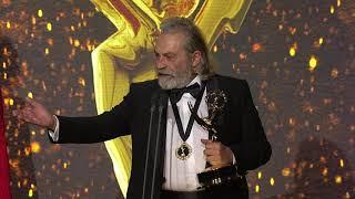2019 International Emmy® Best Performance by an Actor Winner Haluk Bilginer