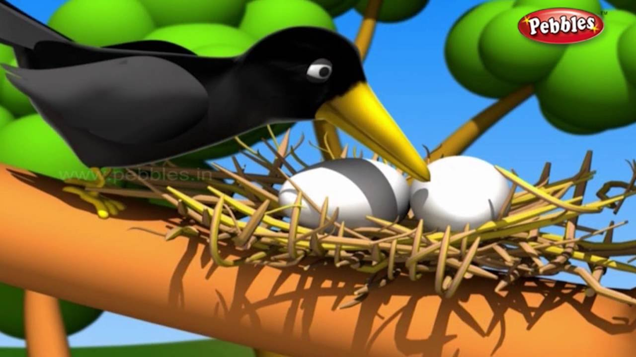 The Crow and The Snake | 3D Moral Stories For Kids in English | Moral  Values Stories in English