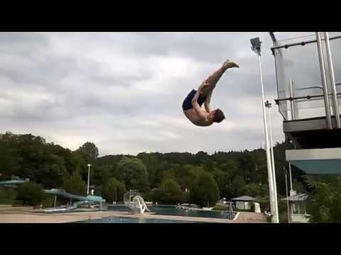 Splashdiving #1 Böblingen Freibad
