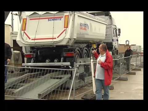 Своими глазами - Европейские грузовые прицепы
