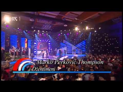 Marko Perković Thompson i Džentlmeni - Samo je ljubav tajna dvaju svjetova