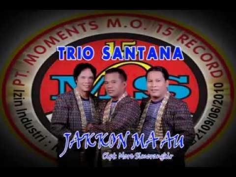Trio Santana - Jakkon Ma Au (Official Lyric Video)