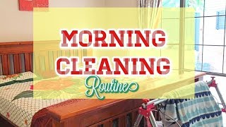 CLEAN WITH ME 2019 | MY MORNING CLEANING ROUTINE | SPEED CLEAN MOTIVATION