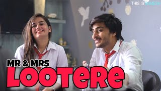 Mr & Mrs Lootere | Comedy Masale Ke Sath Unexpected Twist | This is Sumesh