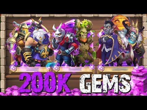 How Many Legendary Heroes Will You Get From 200K Gems?