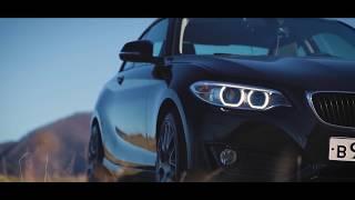 BMW 220 вторая серия и Розыгрыш iPhone X!! Может ли она дрифтить? Броня и новые диски.