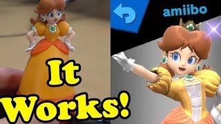 Non-Smash Bros Amiibo WORK with Smash Bros Ultimate (Actually Epic)