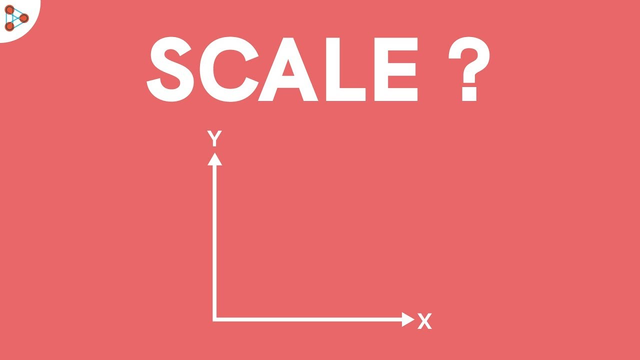 How do we Estimate the Scale of a Graph?