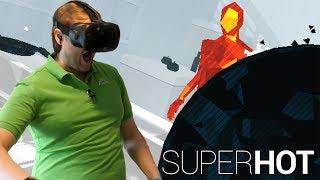 КУПЛИТАН АМЕРИКА ► Superhot VR #3