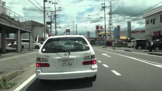 徳島北環状線 徳島県藍住町→徳島市