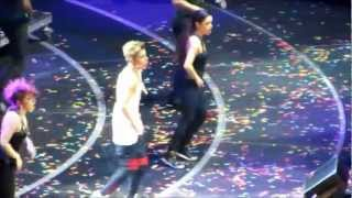 "Justin Bieber: ""As Long As You Love Me"" - Z100 Jingle Ball Madison Square Garden NYC 12/7/12"