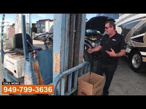 Forklift Repair Testimonial - Видео онлайн