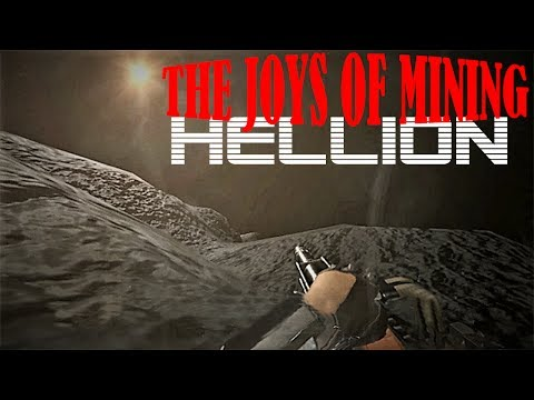 HELLION [PATCH 0.1.13] SHIPS ENGINE TEST FAIL! ASTEROID MINING AND REFINING