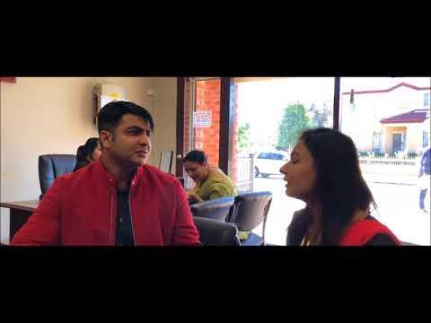 Haye o Rabba Hun Oh v Aoun Gay | Punjabi Funny Video | Latest Sammy Naz | Husband Wife Vines