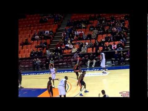 Basketball Game Halifax Rainmen vs Oshawa Power.......