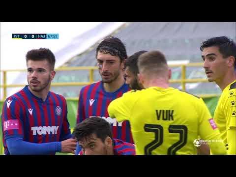 Istra 1961 Hajduk Split Goals And Highlights