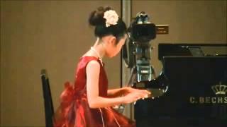 チャルダッシュラプソディー ANRI 小学3年生 ピアノ発表会 東京芸術センター thumbnail