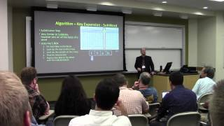 "Openwest 2015 - Robert Stone - ""A Clear Text Explanation of the AES Cipher"" (9)"