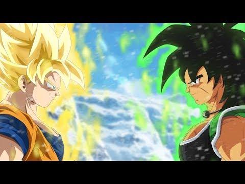 VIDEO: Goku vs Broly - Destiny