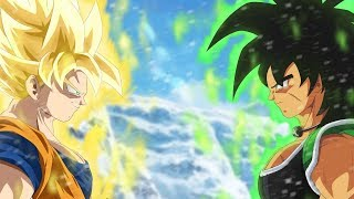 Goku vs Broly - Destiny