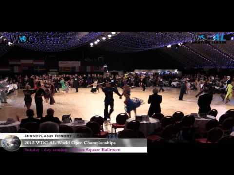 2013 WDC AL World Championships   Sunday   Amateur Latin   - Round 2 &  U16 Latin -  Round 2