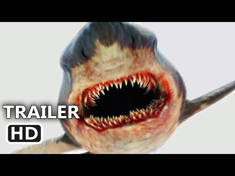 TOXIC SHARK   2017 Shark Movie HD