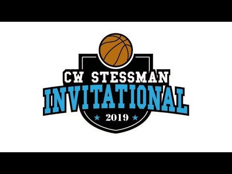 Rockhurst High School vs. Staley - Stessman Tournament 2019