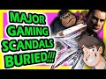 🎮 3 Major Gaming Scandals That Were Buried | Fact Hunt