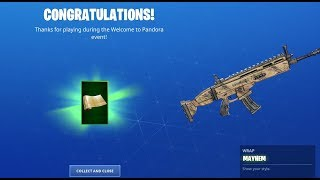 Free Mayhem wrap unlocked and is so lit | Fortnite X Mayhem|