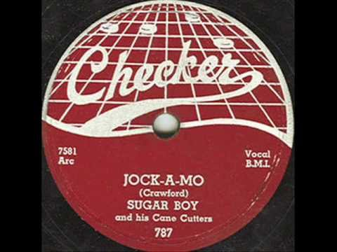 James 'Sugar Boy' Crawford - Jock-A-Mo (Checker 787) 1953