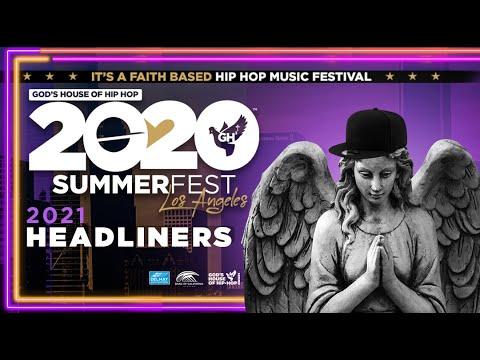 20/20 Summer Fest 2021 Headliners