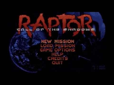 GamePlay - Raptor: Call of Shadows - 2015 Edition - Parte 1 |